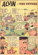 Alvin Dell Comic 10 - The Future