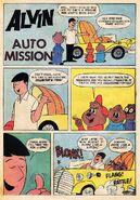 Alvin Dell Comic 5 - Auto Mission