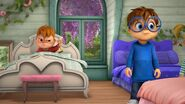 Alvin and Simon in Sick as a Chipmunk