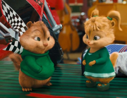 Theodore and eleanor together
