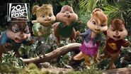 Alvin & The Chipmunks Chipwrecked Trailer Fox Family Entertainment