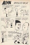 Alvin Dell Comic 4 - Spoiled Brat