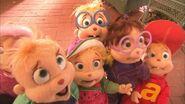 Chipmunk Puppets 2004