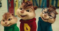 Chipmunks in love