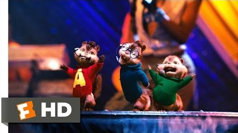 Alvin and the Chipmunks (2007) - Witch Doctor Scene (5 5) Movieclips