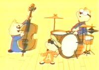 The Chipmunks in Twinkle, Twinkle, Little Star