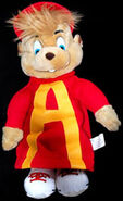 Alvin puppet