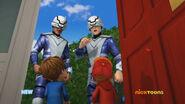 The Intergalactic Space Cops