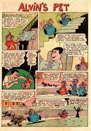 Alvin Dell Comic 1 - Alvin's Pet