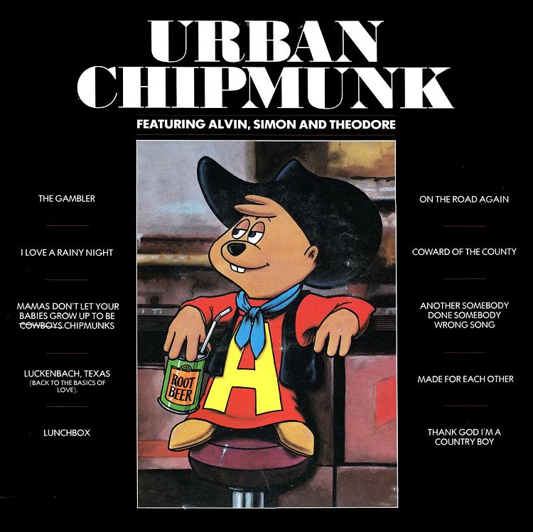 Urban Chipmunk (Album)