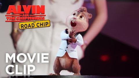 """Alvin and the Chipmunks The Road Chip """"You Are My Home"""" Movie Clip HD 20th Century Fox"""