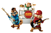 Chipmunks Performance