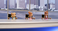 The Chipettes Judging American Idol
