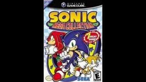 Sonic Mega Collection Extras Menu Music