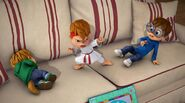 The Chipmunks in Karate Kidder