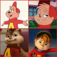 Personajes De Alvin Y Las Ardillas Alvin Y Las Ardillas Wiki Fandom