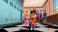 Alvin and Brittany in Royal Pain