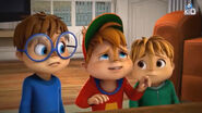 The Chipmunks in The Ceremony