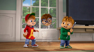 The Chipmunks In Overlooked