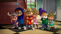The Chipmunks & The Chipettes in Mystic Mountain