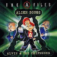 Los Expedientes Alvin Canciones de Alien