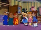 Lista de Episodios de Alvin y Las Ardillas