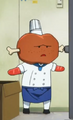 Meatman being dejected lmao just eat a saudage if u feel sad