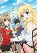 Amagi Brilliant Park Anime Visual 4