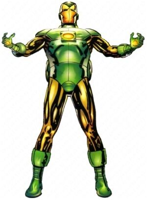 Iron Lantern Amalgam Database Fandom