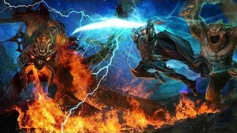 Kingdoms of Amalur Reckoning - Launch Trailer