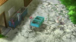 Amanchu-ya - Fresh Water Cleaning