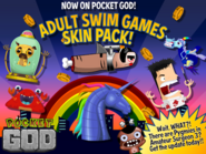 PocketGod ASG Skin Pack