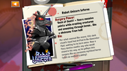Robot Unicorn Inferno bio