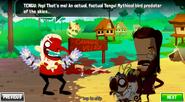 Tengu meets ignacious