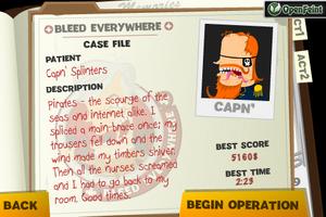Capn' Splinters