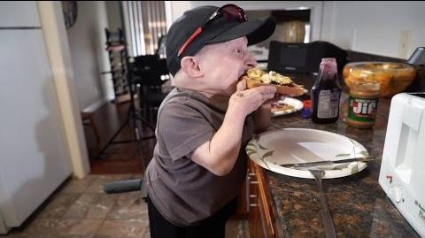 How to Make the Best Sandwich Ever Verne Troyer