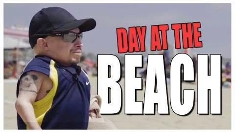 BEACH DAY Verne's Vlogs