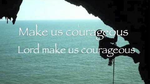 Casting Crowns - Courageous