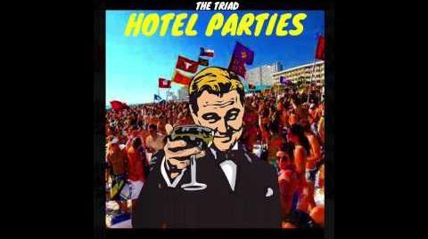 HOTEL PARTIES SPRINGBREAK