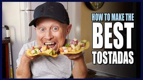 HOW TO MAKE TASTY TOSTADAS Cooking With Verne