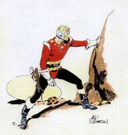 Williamson Flash Gordon Watercolor.jpg
