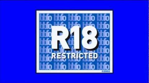 BBFC R18 Warning 2013