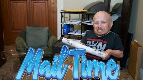 Drone Surprise! MailTime 4 Unboxing with Verne Troyer