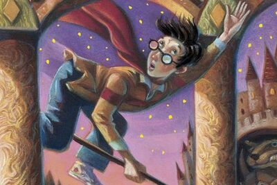 Harry Potter from the cover of Harry Potter and the Sorcerer's Stone.jpg