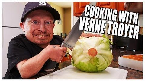 COOKING WITH VERNE TROYER Verne's Vlogs