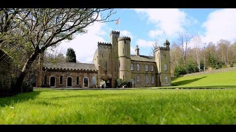 I Toured Carr Hall Castle in Yorkshire! Verne Troyer