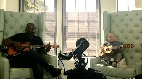 Guitar Lessons from Randy Jackson - One Size Fits All w Verne Troyer