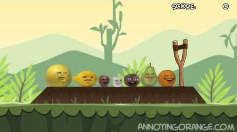 Annoying Orange VS Angry Birds Complete
