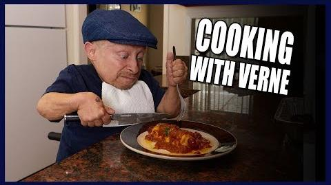 Cooking with Verne! Tasty attempt 2