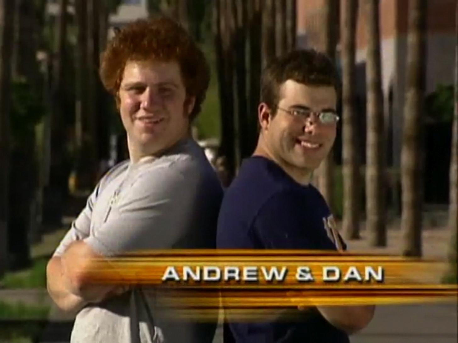 Andrew & Dan/Gallery